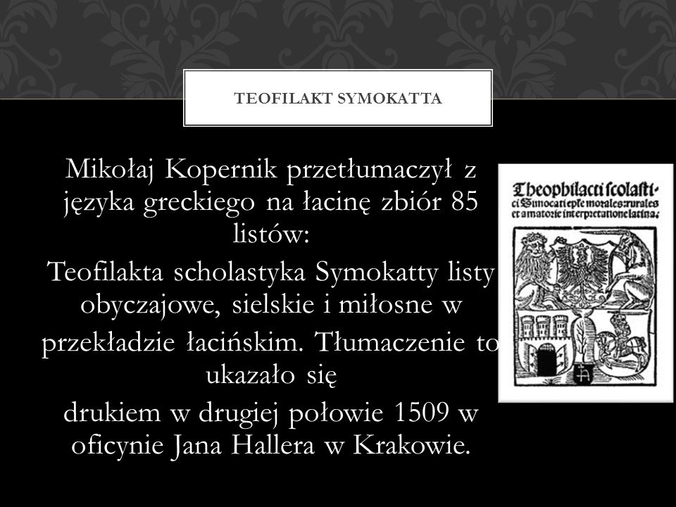 Teofilakt Symokatta