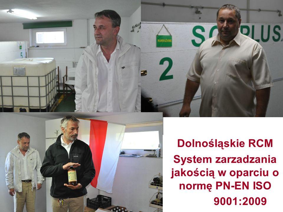 System zarzadzania jakością w oparciu o normę PN-EN ISO