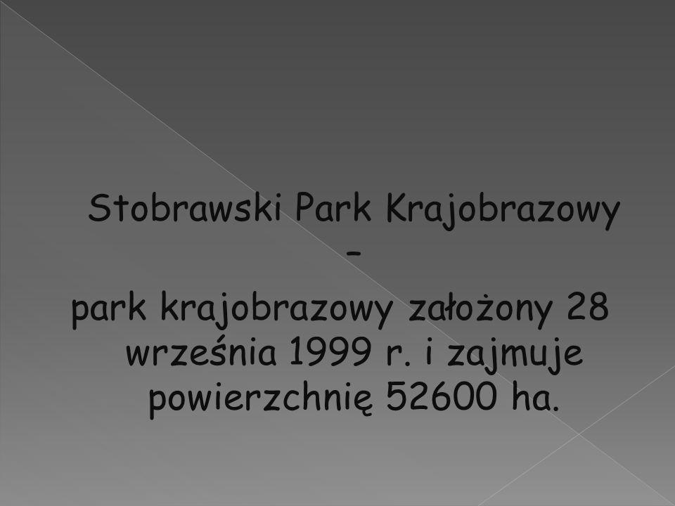 Stobrawski Park Krajobrazowy –