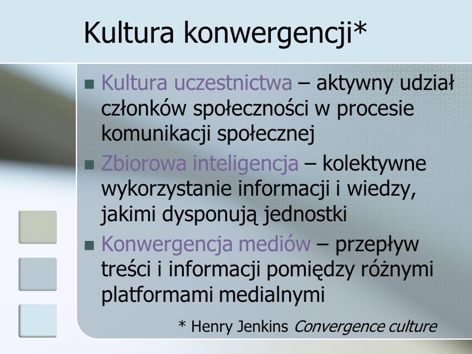 Kultura konwergencji*
