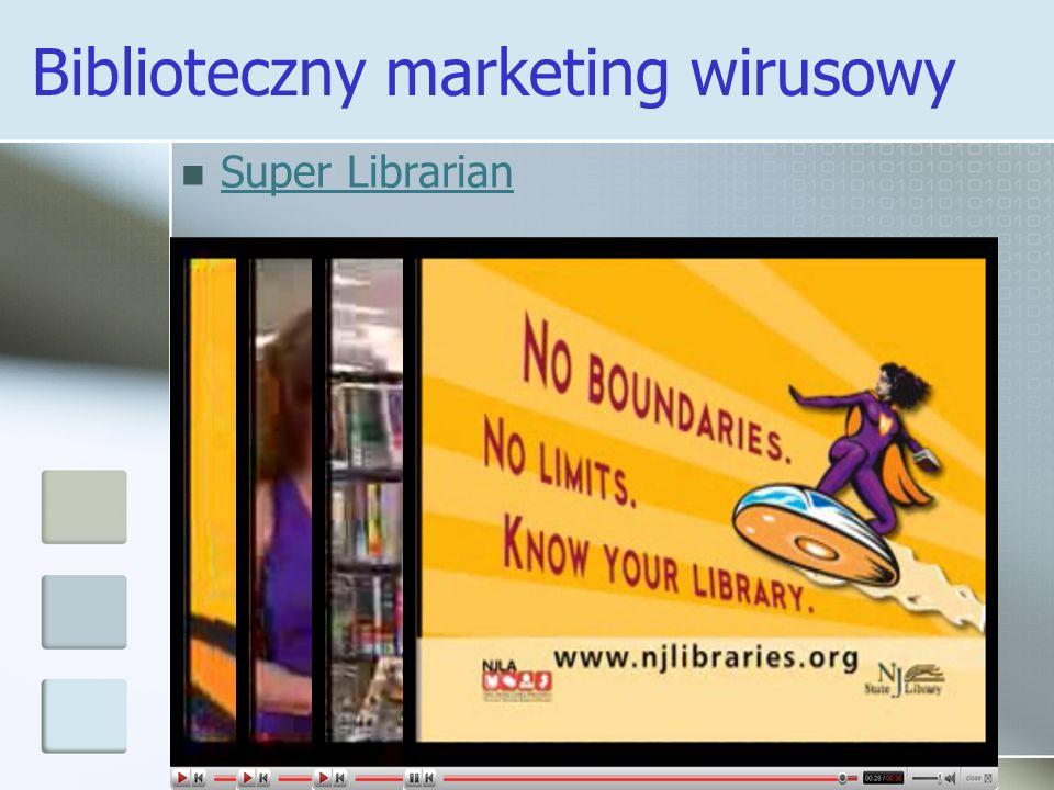 Biblioteczny marketing wirusowy