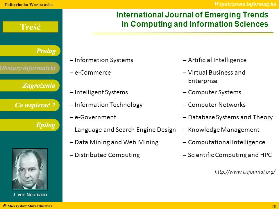International Journal of Emerging Trends in Computing and Information Sciences