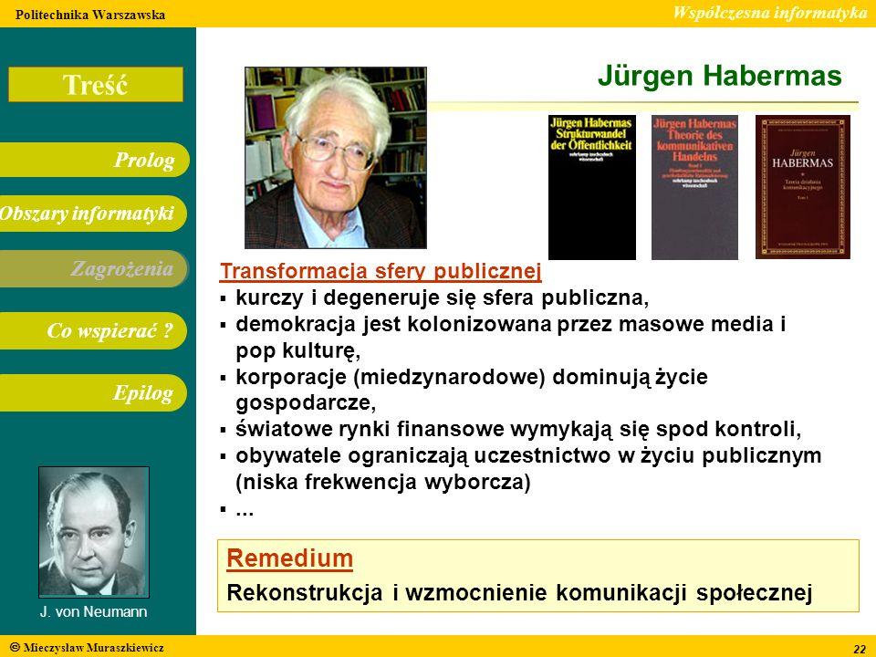 Jürgen Habermas Remedium