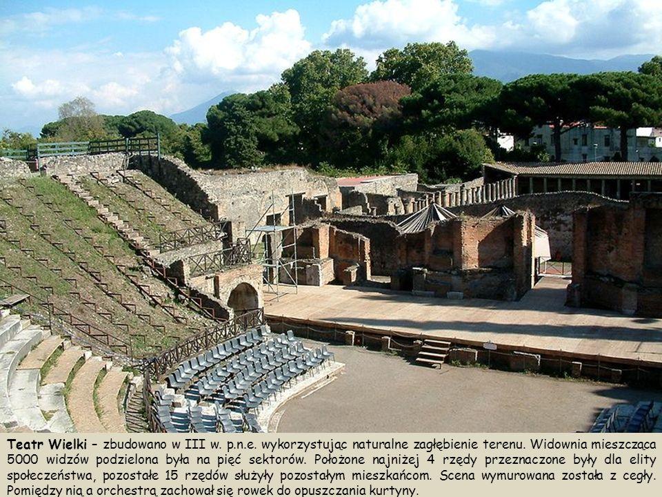 Teatr Wielki – zbudowano w III w. p. n. e