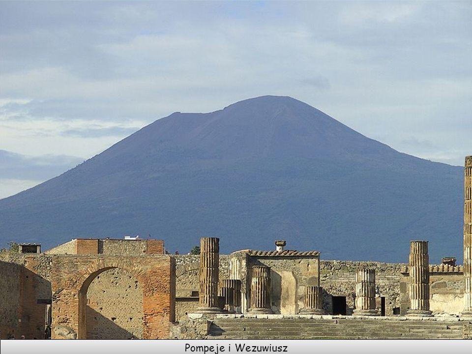 Pompeje i Wezuwiusz