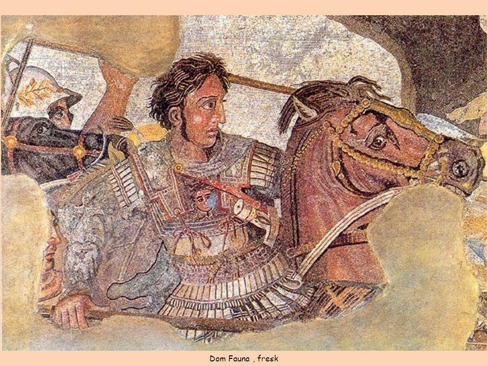 Dom Fauna , fresk