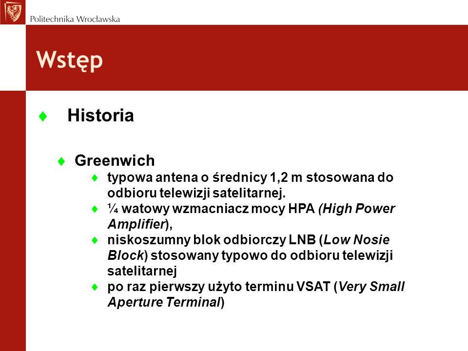 Wstęp Historia Greenwich