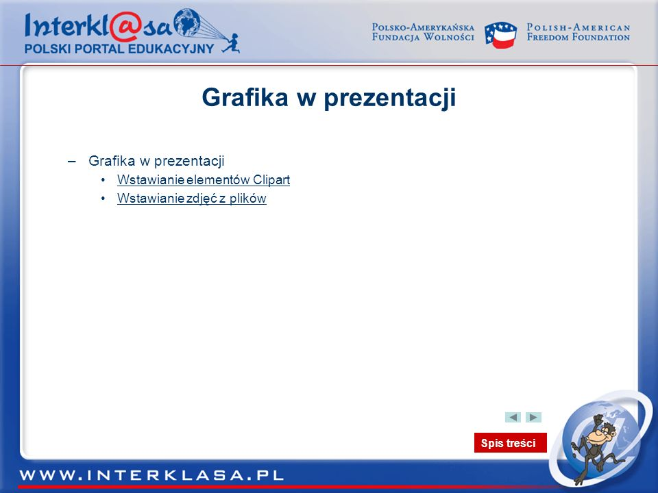 Grafika w prezentacji Grafika w prezentacji