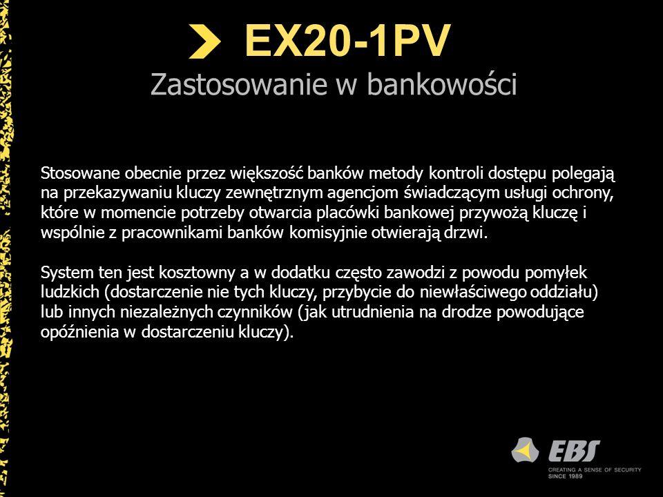 Zastosowanie w bankowości