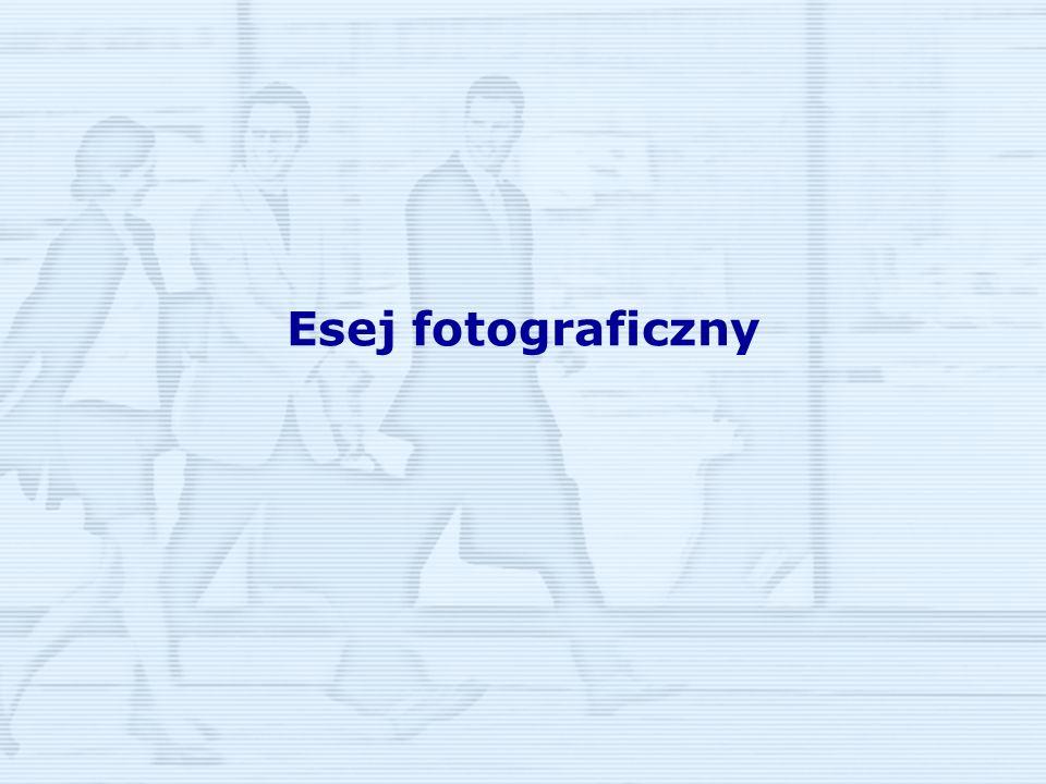 Esej fotograficzny