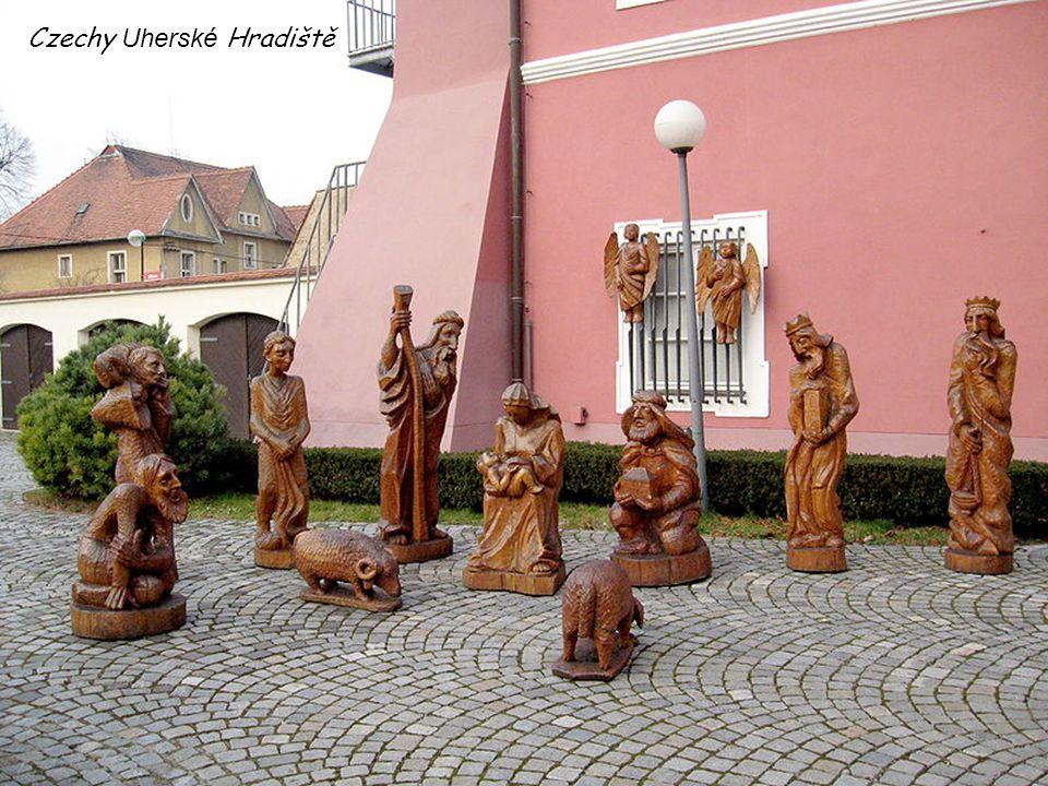 Czechy Uherské Hradiště