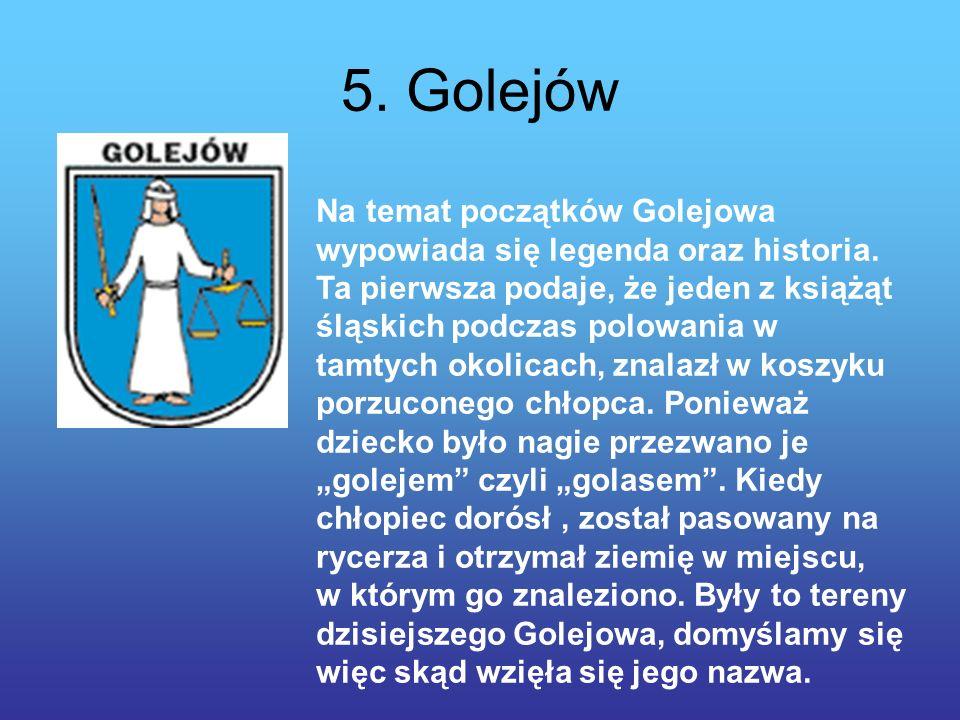 5. Golejów