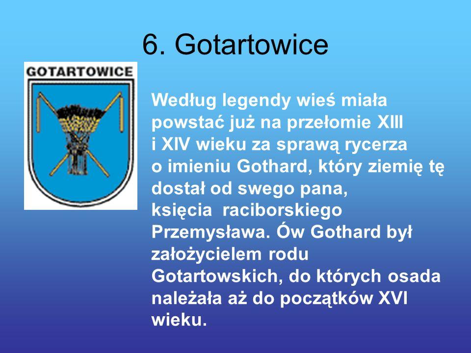 6. Gotartowice
