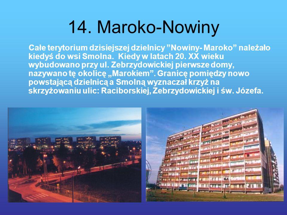 14. Maroko-Nowiny