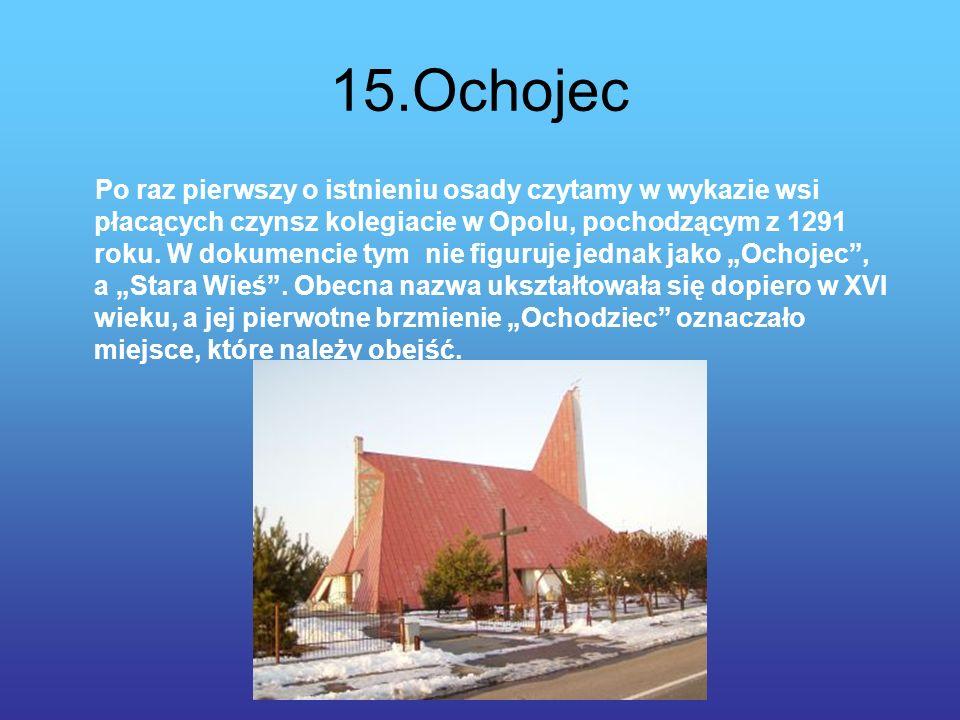 15.Ochojec