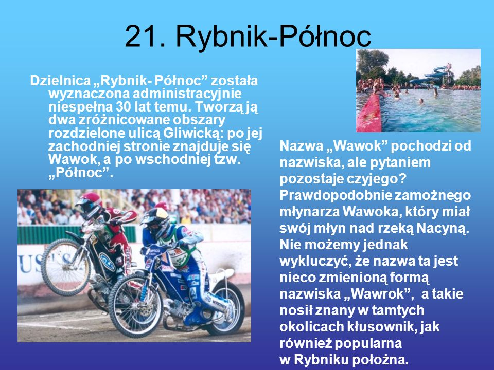 21. Rybnik-Północ