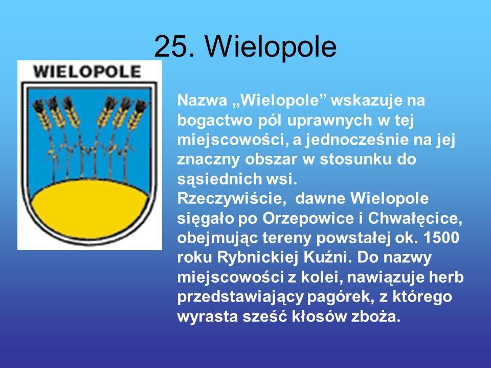 25. Wielopole