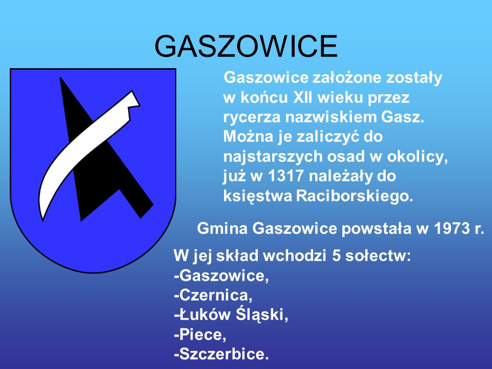 GASZOWICE