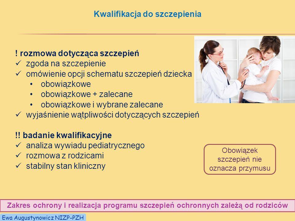 Kwalifikacja do szczepienia