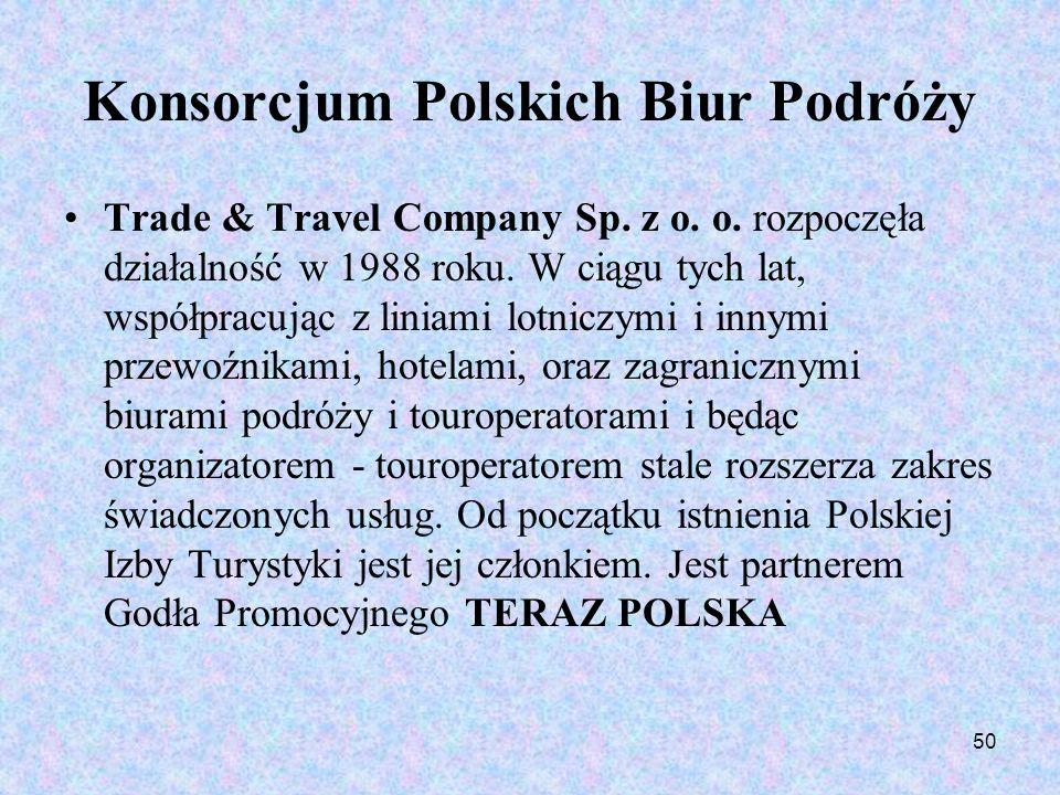 Konsorcjum Polskich Biur Podróży