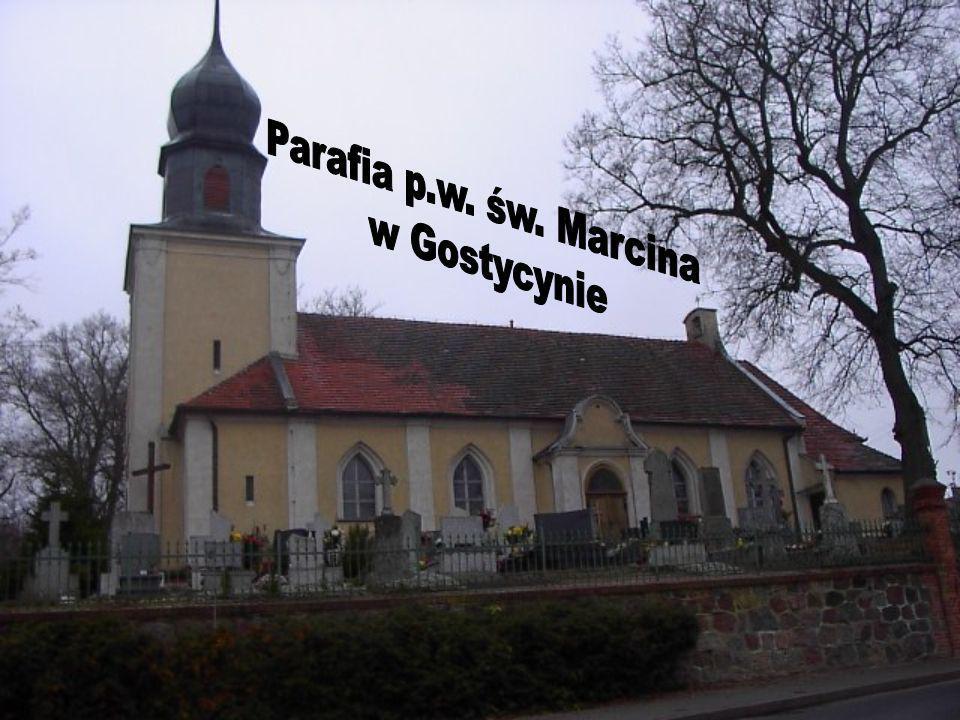 Parafia p.w. św. Marcina w Gostycynie