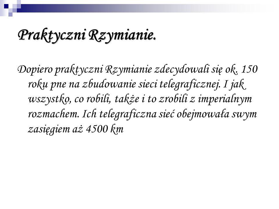 Praktyczni Rzymianie.