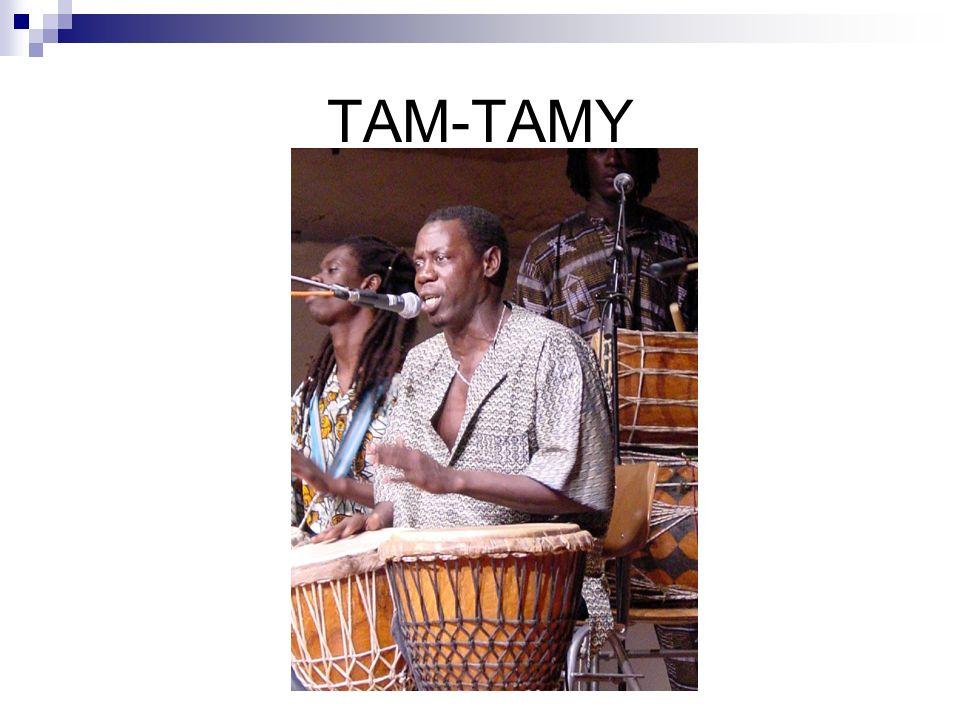 TAM-TAMY