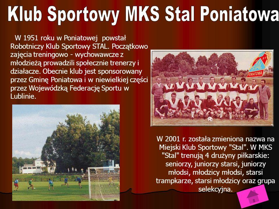 Klub Sportowy MKS Stal Poniatowa