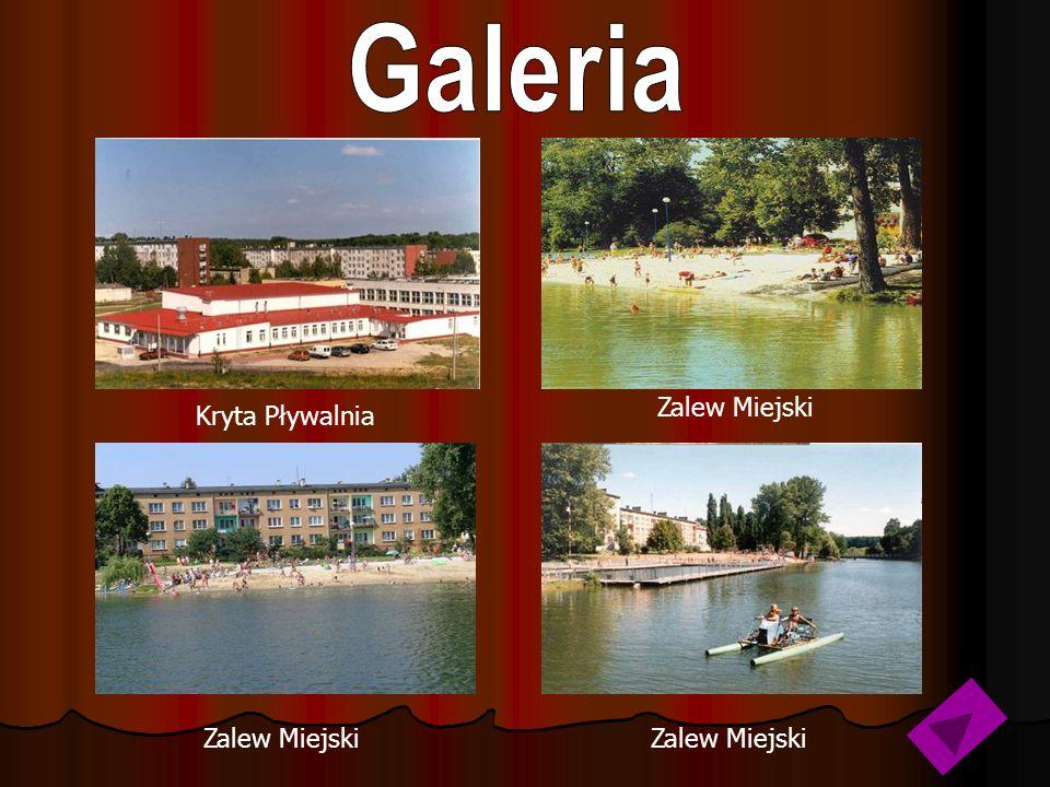 Galeria Zalew Miejski Kryta Pływalnia Zalew Miejski Zalew Miejski