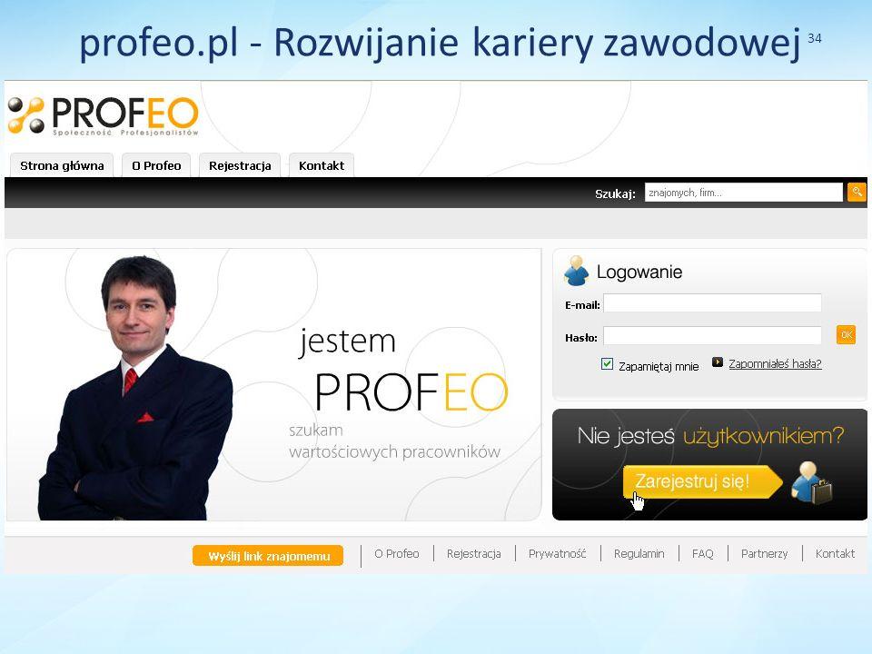 profeo.pl - Rozwijanie kariery zawodowej
