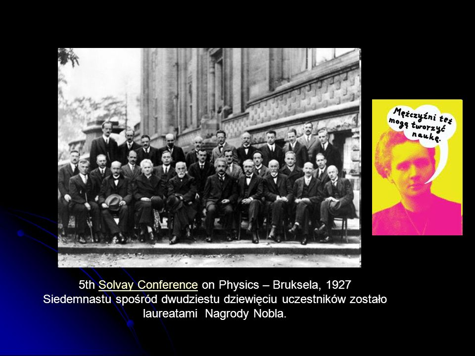 5th Solvay Conference on Physics – Bruksela, 1927