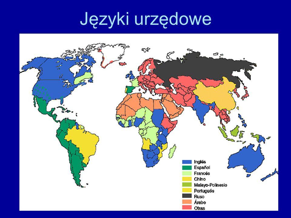 Języki urzędowe