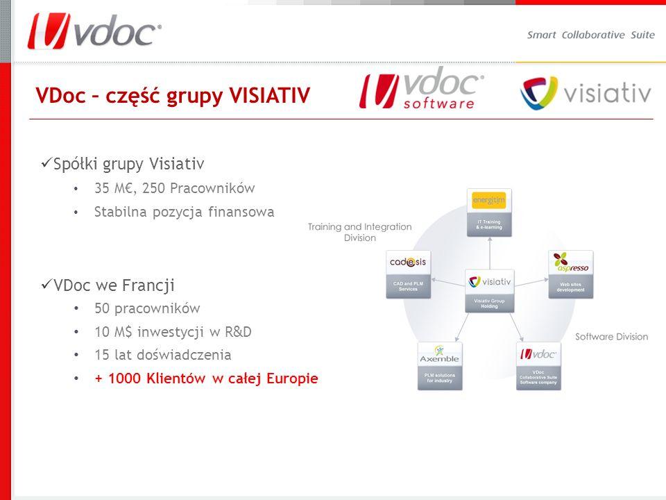 VDoc – część grupy VISIATIV