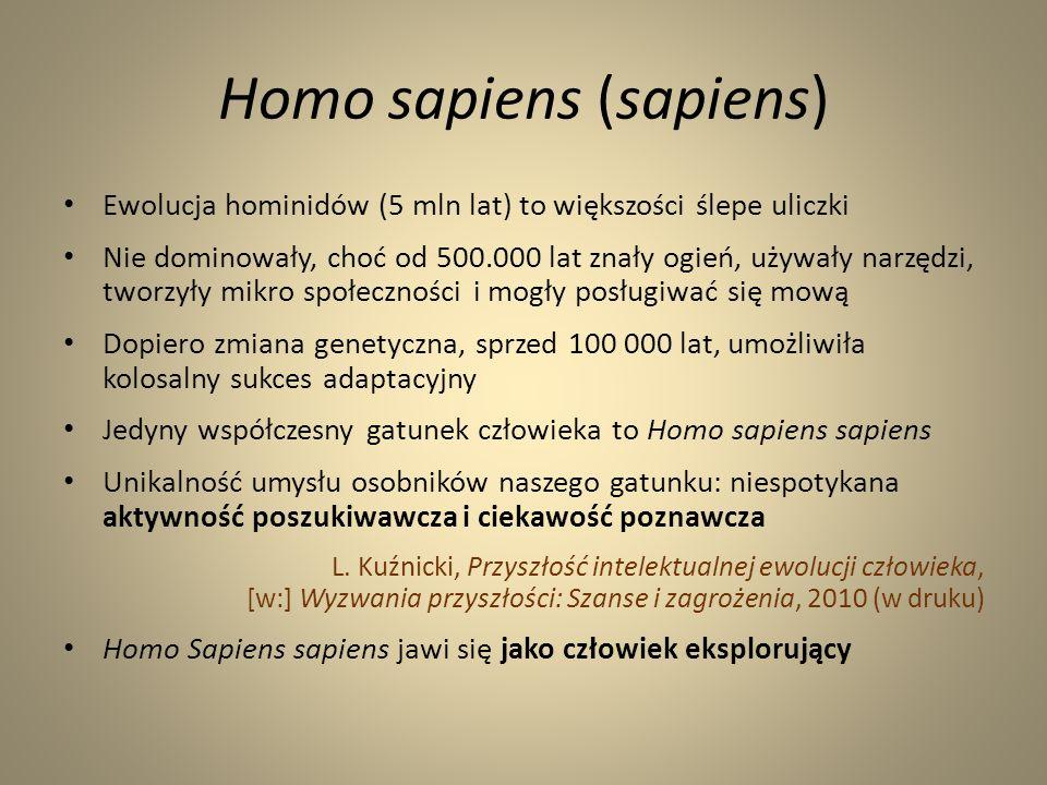Homo sapiens (sapiens)