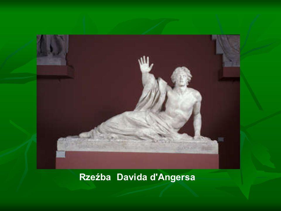 Rzeźba Davida d Angersa
