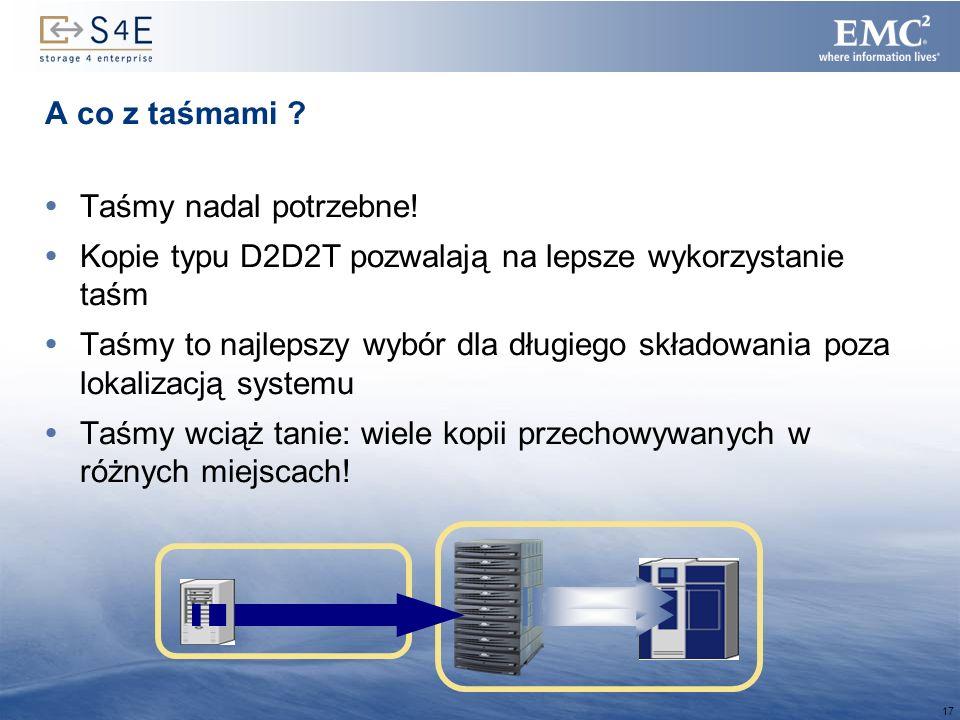 Koncepcje zabezpieczania danychEMC NetWorker December 2005