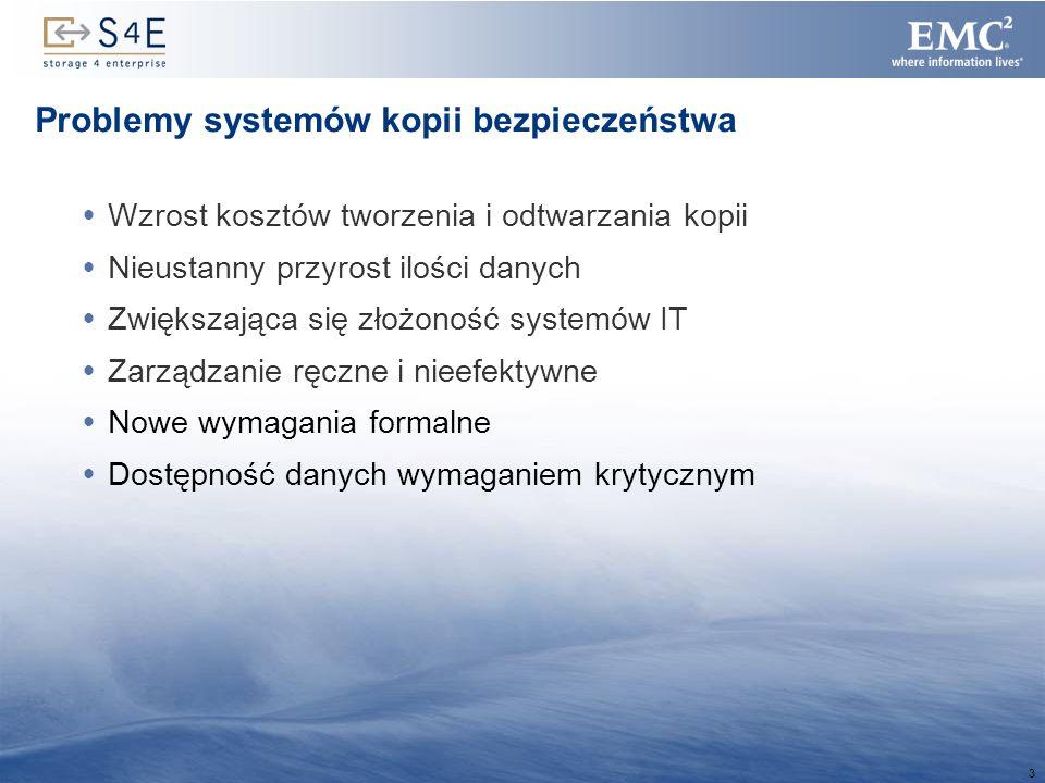 Problemy systemów kopii bezpieczeństwa