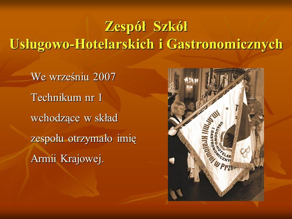 Zespół Szkół Usługowo-Hotelarskich i Gastronomicznych
