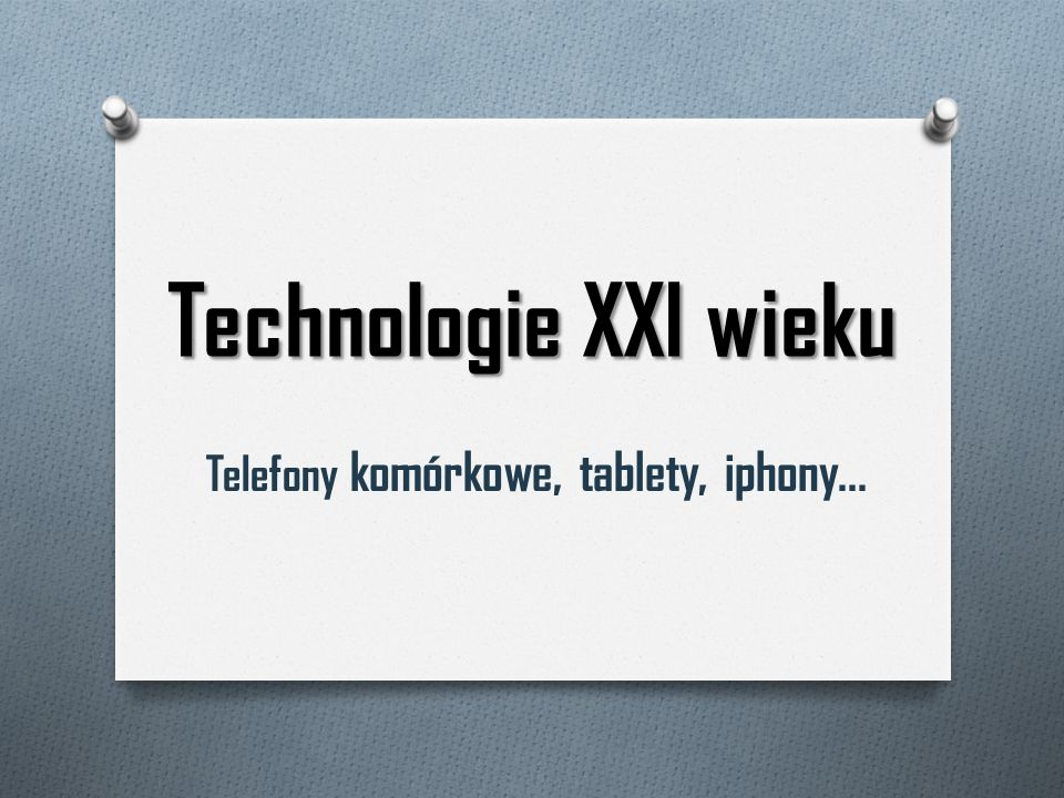 Telefony komórkowe, tablety, iphony...