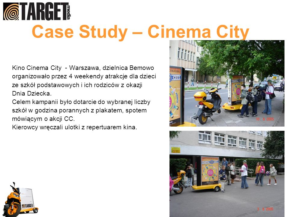 Case Study – Cinema City