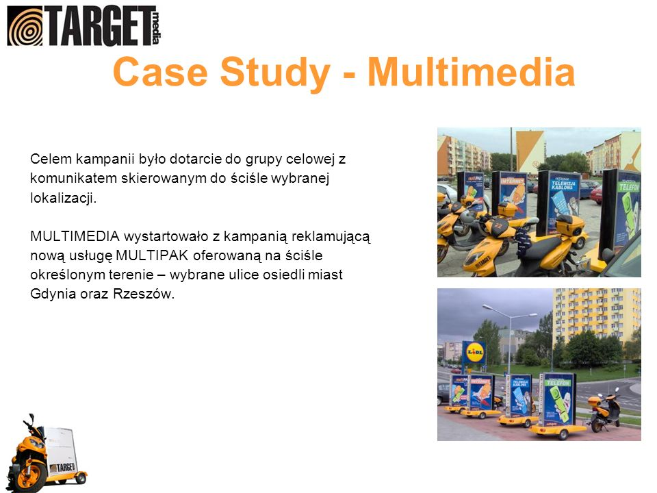 Case Study - Multimedia