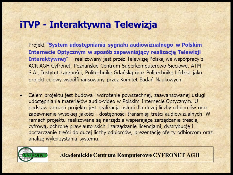iTVP - Interaktywna Telewizja