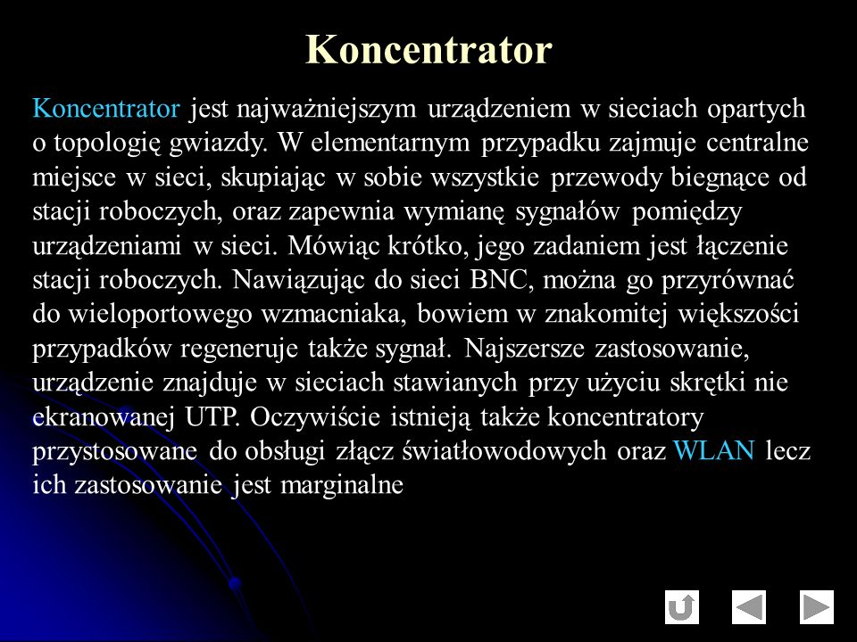 Koncentrator