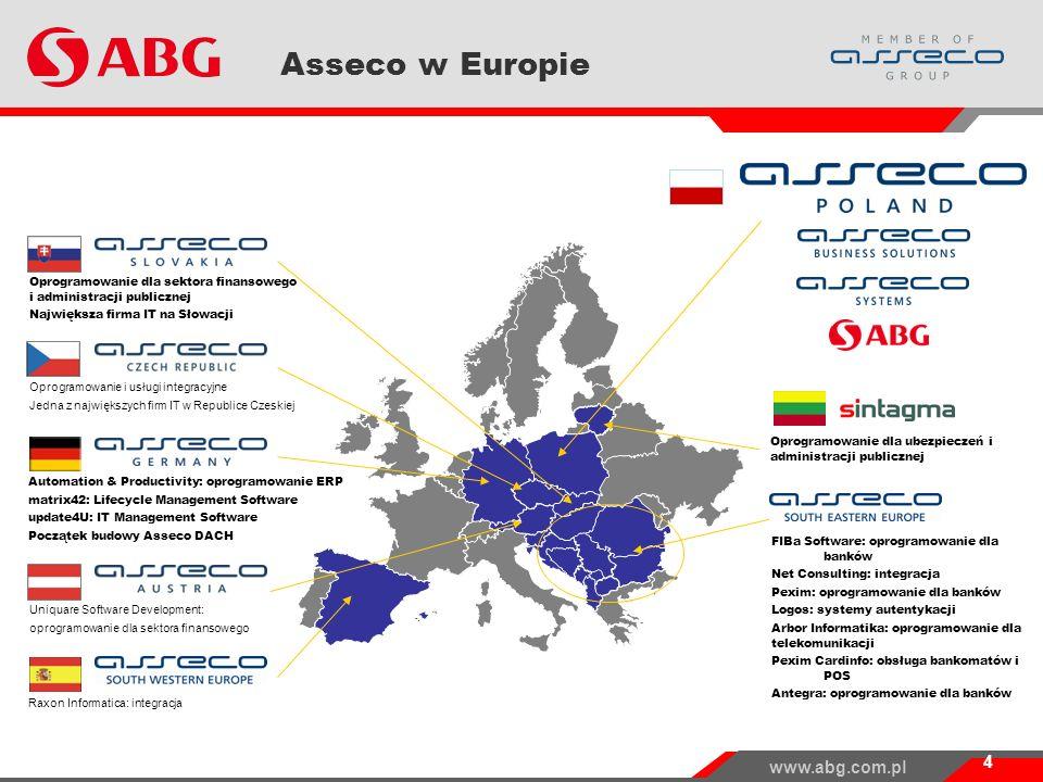Asseco w Europie 4 www.abg.com.pl