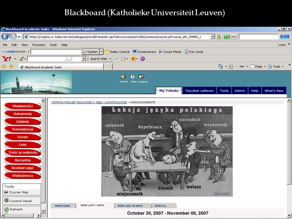 Blackboard (Katholieke Universiteit Leuven)
