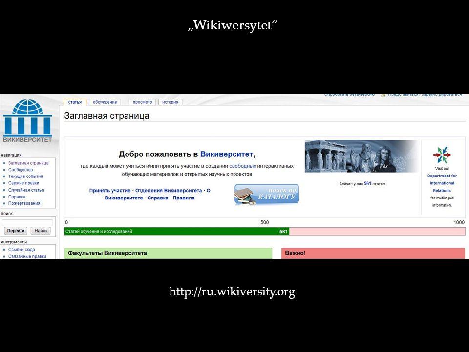 """Wikiwersytet http://ru.wikiversity.org"
