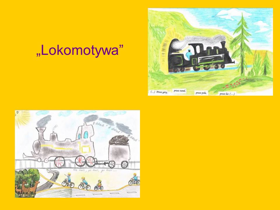 """Lokomotywa"