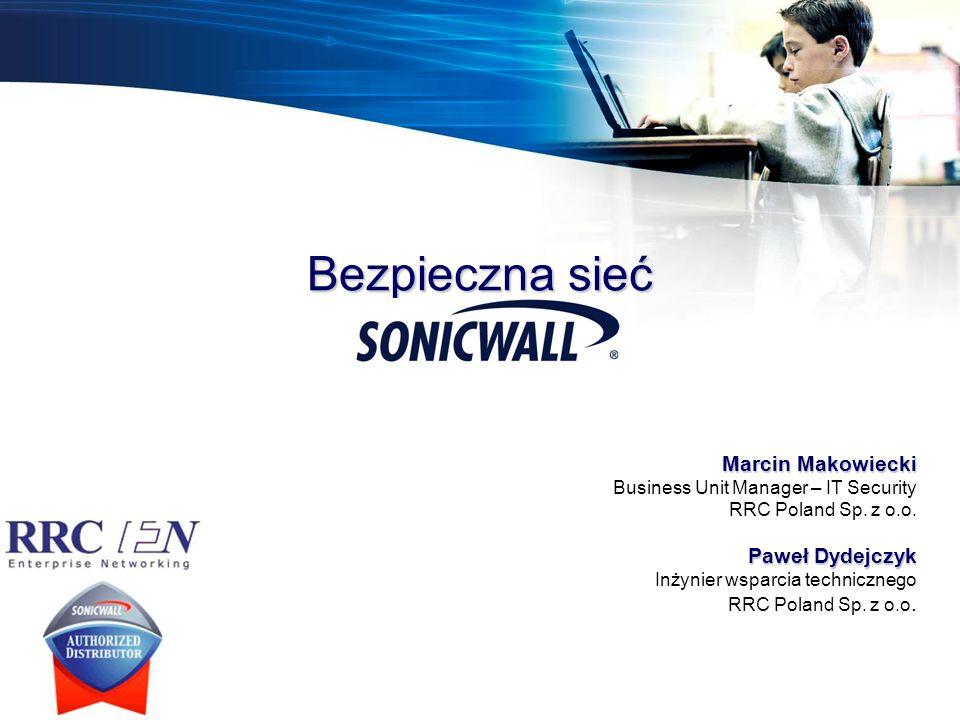 Bezpieczna sieć Marcin Makowiecki Paweł Dydejczyk