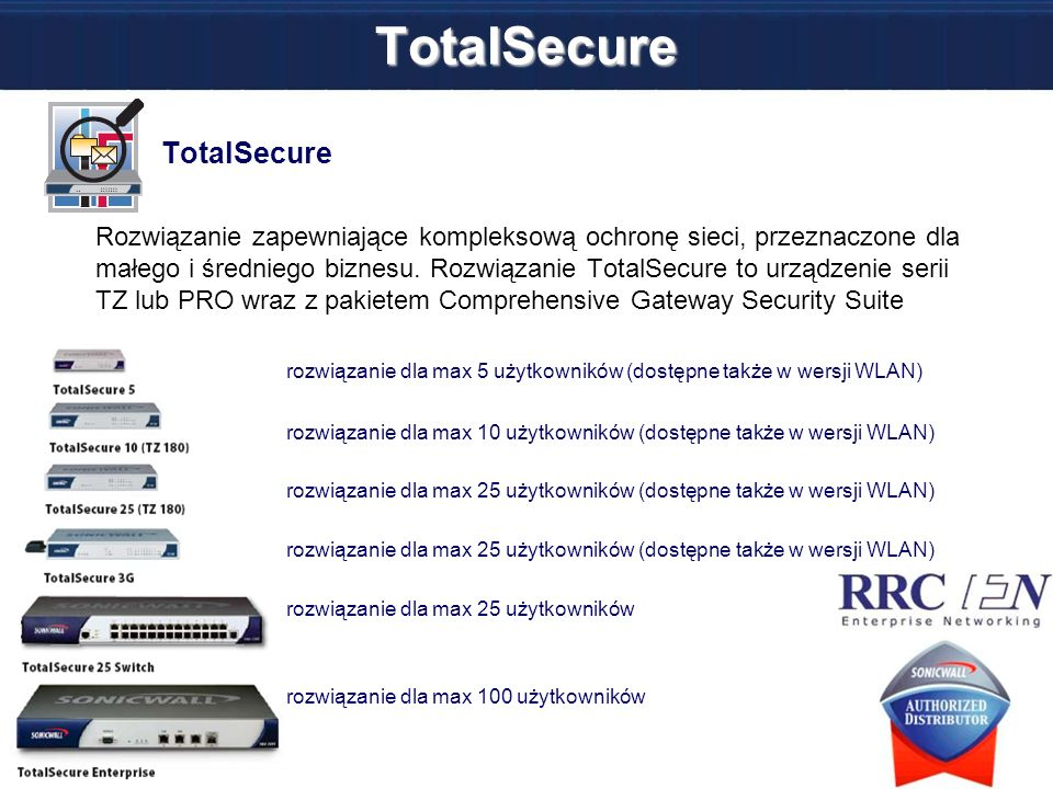 TotalSecure TotalSecure