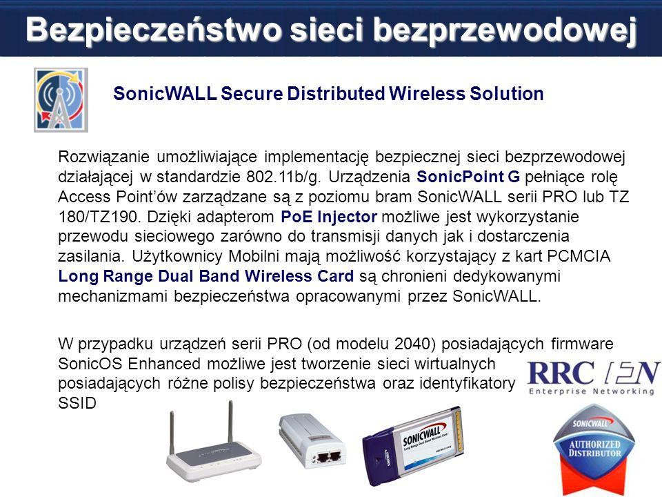 Bezpieczeństwo sieci bezprzewodowej